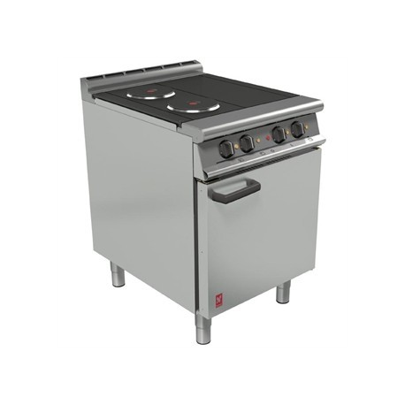 Falcon Dominator Plus 3 Hotplate Oven Range E3161