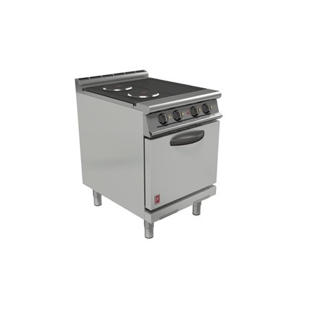 Falcon Dominator Plus 3 Hotplate Oven Range with Drop Down Door E3161D