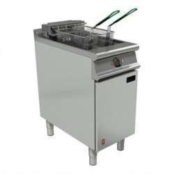 Falcon Dominator Plus Twin Basket Fryer with Filtration E3840F
