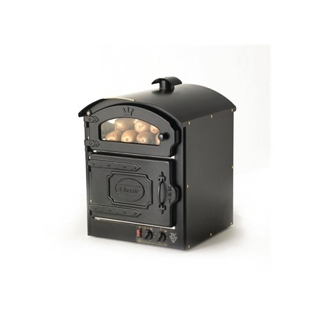 King Edward Classic 25 Oven Black CLASS25/BLK