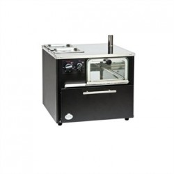 King Edward Compact Lite Oven Black COMPLITE/BLK