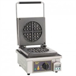 Roller Grill Round Waffle Maker GES75
