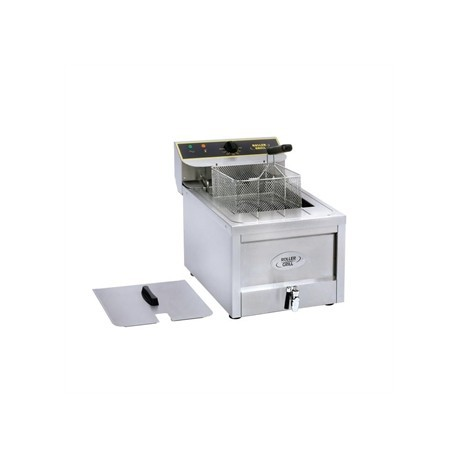 Roller Grill Single Tank Countertop Fryer RFE12