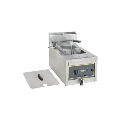 Roller Grill Single Tank Countertop Fryer RFG12