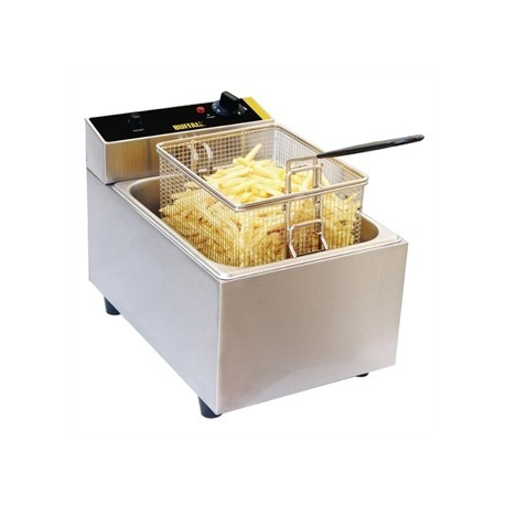 Buffalo Single Tank Countertop Fryer 5Ltr