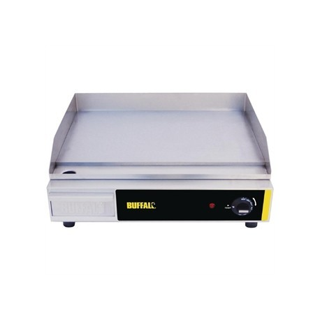 Buffalo Countertop Electric Griddle 525x 450mm