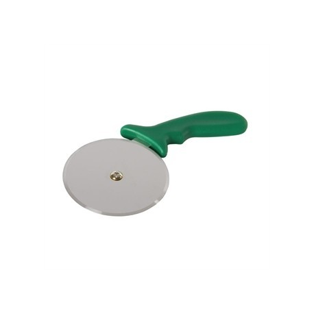 Vogue Pizza Wheel Green 4in