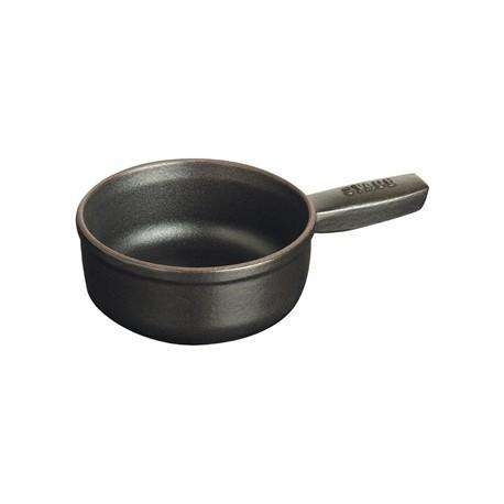 Staub Cast Iron Mini Fondue Pot