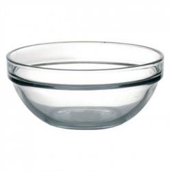 Chefs Glass Bowl 120mm