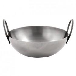 Olympia Wrought Iron Karahi Dish 150mm