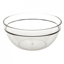 Vogue Polycarbonate Chef Bowl 2Ltr