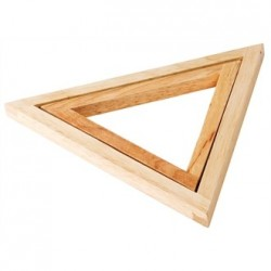 Vogue Wood Heat Triangle