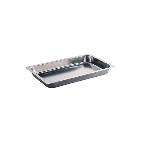 Bourgeat Gastronorm 1/1 Stainless Steel Deep Roasting Dish