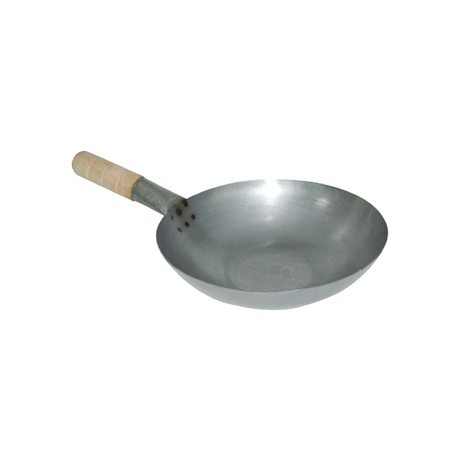 Vogue Mild Steel Wok Round Base 356mm