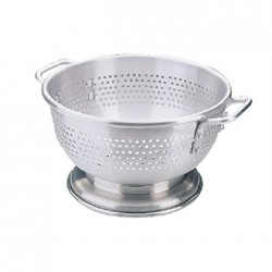 Vogue Aluminium Colander 14in
