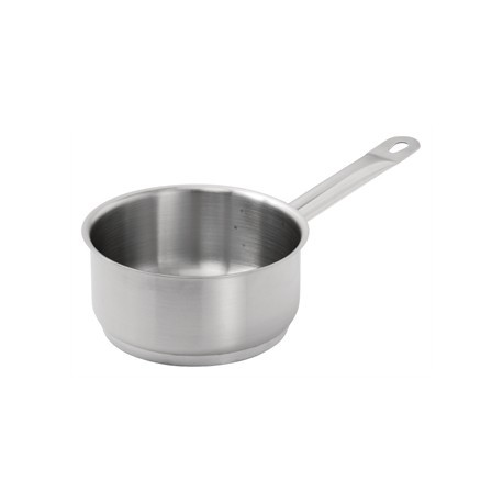 Vogue Stainless Steel Saucepan 1.5Ltr