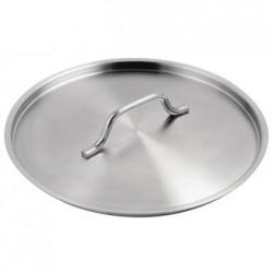 Vogue Stainless Steel Saucepan Lid 280mm