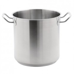 Vogue Deep Stockpot 20.5Ltr