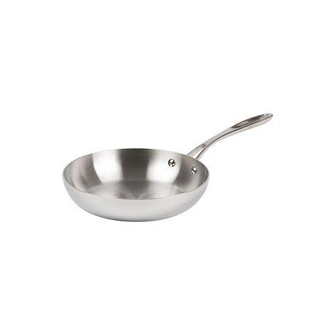 Vogue Tri Wall Induction Frying Pan 240mm