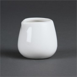 Olympia Whiteware Cream and Milk Jugs 43ml 1.5oz