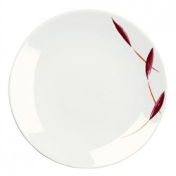 Churchill Alchemy Batik Coupe Plates 230mm