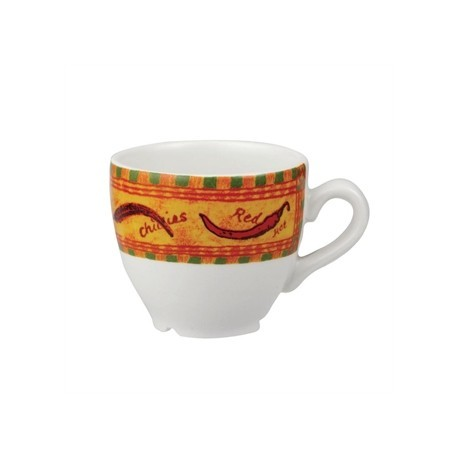 Churchill Salsa Espresso Cups 85ml