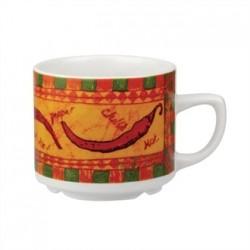 Churchill Salsa Maple Tea Cups 199ml