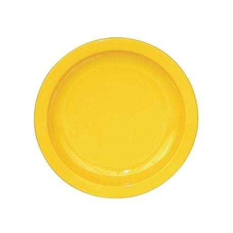 Kristallon Polycarbonate Plates Yellow 172mm