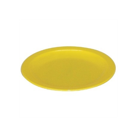 Kristallon Polycarbonate Plates Yellow 230mm