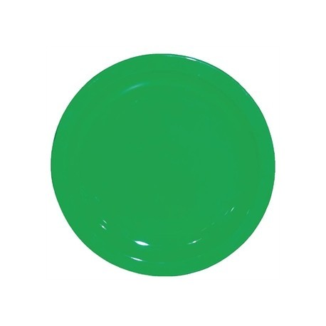 Kristallon Polycarbonate Plates Green 230mm