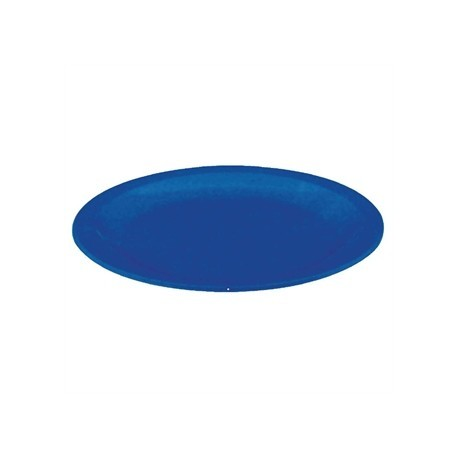 Kristallon Polycarbonate Plates Blue 230mm
