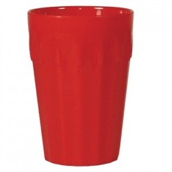 Kristallon Polycarbonate Tumblers Red 260ml