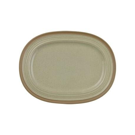 Churchill Igneous Stoneware Oval Plates 320mm