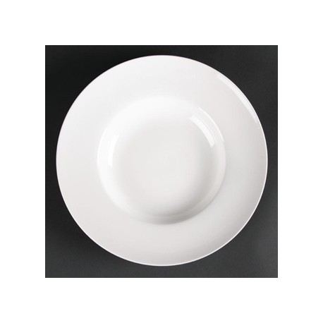 Lumina Fine China Pasta or Soup Bowls 205mm Small