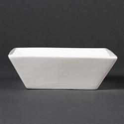 Lumina Fine China Square Bowls 140mm
