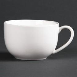 Lumina Fine China Low Round Espresso Cups 120ml 4oz
