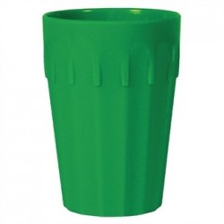 Kristallon Polycarbonate Tumblers Green 142ml