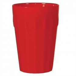 Kristallon Polycarbonate Tumblers Red 142ml
