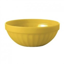 Kristallon Polycarbonate Bowls Yellow 102mm