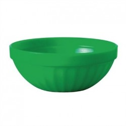 Kristallon Polycarbonate Bowls Green 102mm