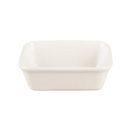 Churchill Cookware White Rectangular Dishes 160x 120mm