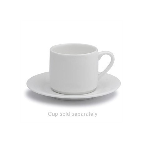 Elia Glacier Fine China Espresso Cup Saucers 115mm