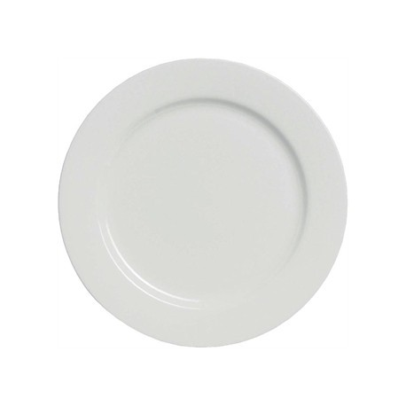 Elia Glacier Fine China Plates 165mm