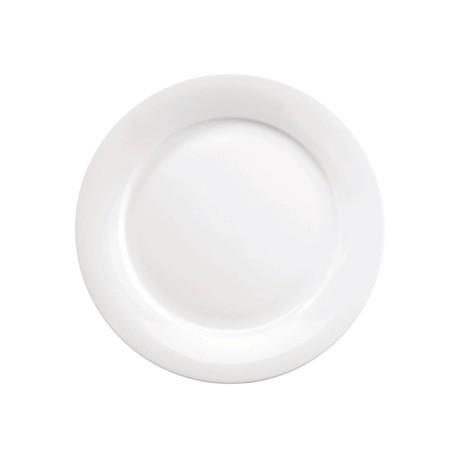 Churchill Art de Cuisine Menu Mid Rimmed Plates 228mm
