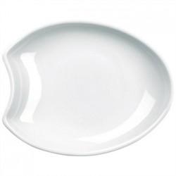 Churchill Art de Cuisine Menu Oval Plates 210mm
