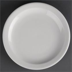 Athena Hotelware Narrow Rimmed Plates 205mm