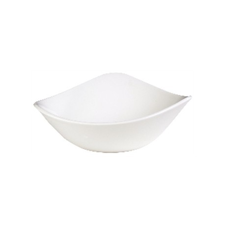 Churchill Lotus Triangle Bowls 185mm