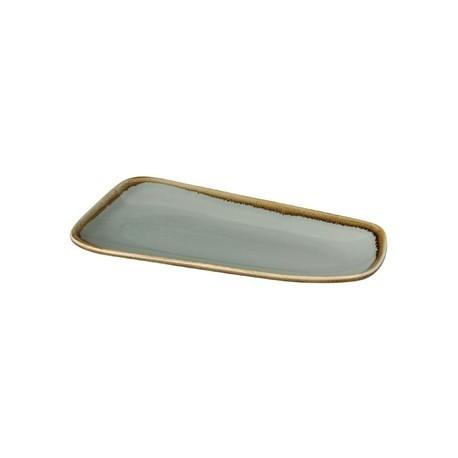 Olympia Kiln Small Platter Moss 260 mm