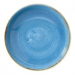 Churchill Super Vitrified Stonecast Duck Egg Blue Oval Plate 248mm