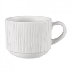 Churchill Bamboo Stacking Cup 8oz